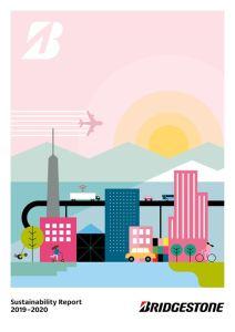 Bridgestonen julkaisi yritysvastuuraporttinsa 2019–2020