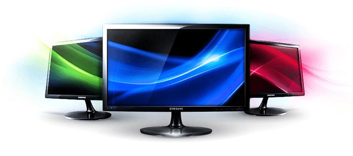"Samsung 21.5"" S22B150N Geniş Ekran Led Monitör - Vatan Bilgisayar"