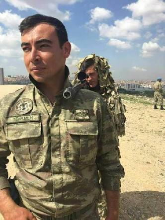 Şehit Uzman Çavuş Bilal Türkmen
