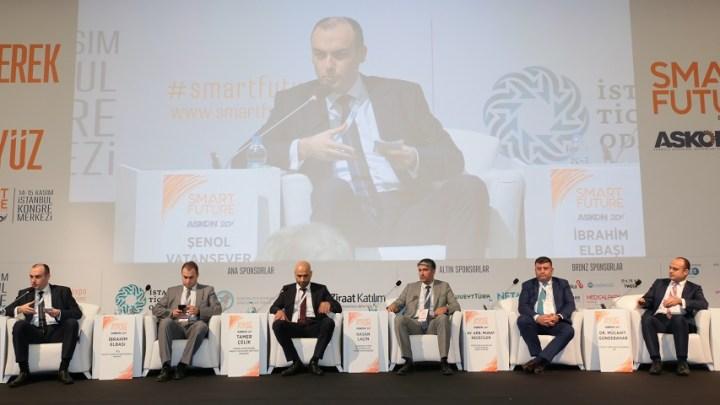 30-31 Ekim'de Smart Future Expo'da Buluşuyoruz
