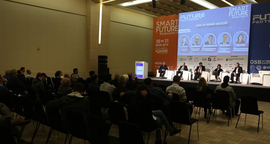Smart Future World Expo'da KVKK'ya Uyum için Somut Öneriler Paylaşıldı