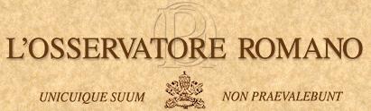 Logo L'Osservatore Romano