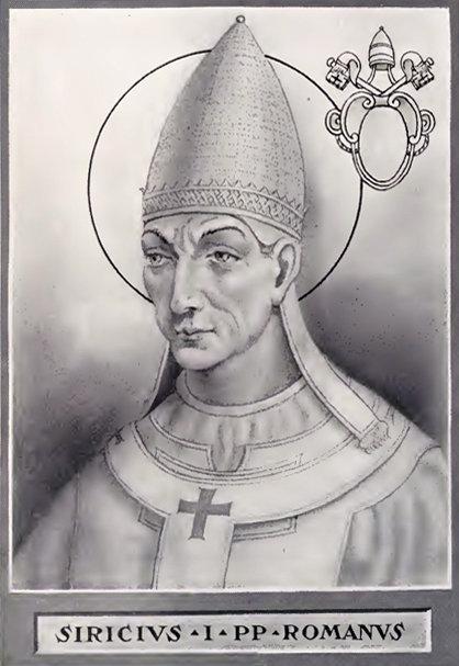 Pape Sirice