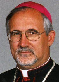 Bischof Gerhard Fürst