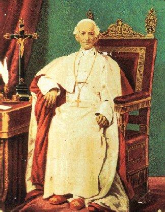 Papst Leo Xiii
