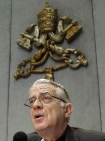 Pater Lombardi Pressekonferenz