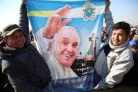 Franziskus in Mexiko