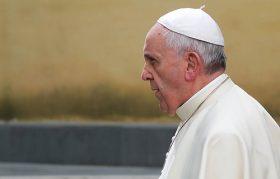 cna_Fanziskus im Vatikan