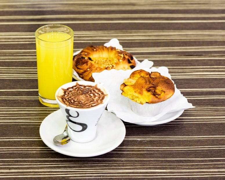 colazione continental
