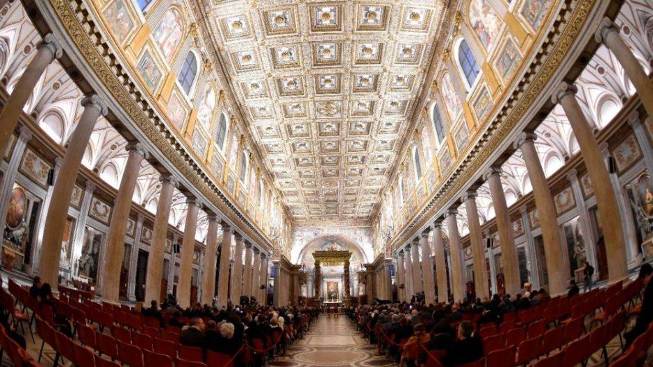 Basílica de Santa Maria Maior, Roma