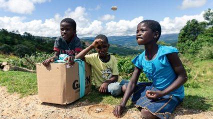 ZIMBABWE-WEATHER-CYCLONE