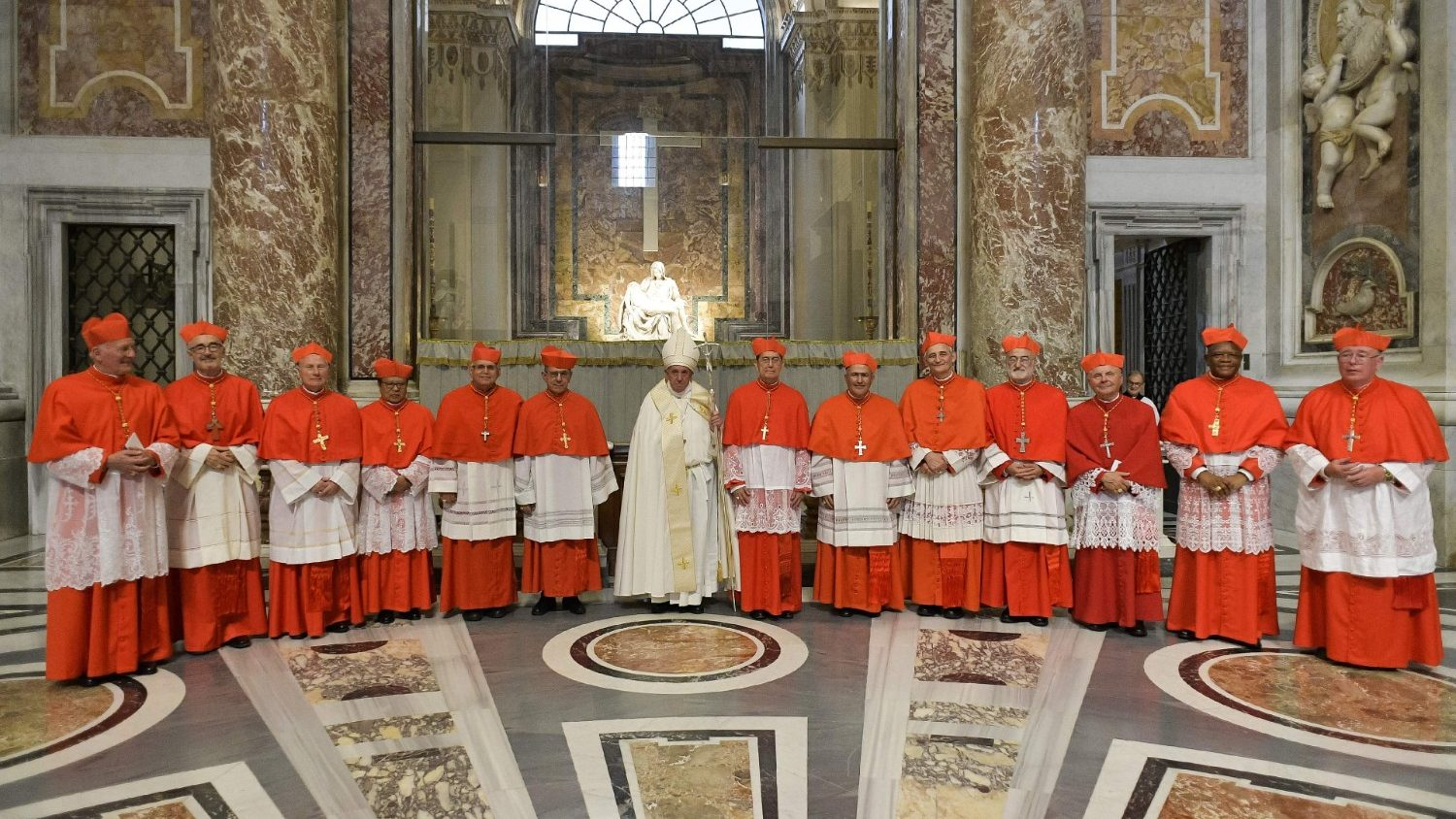New Cardinals come from all corners of the earth - Vatican News