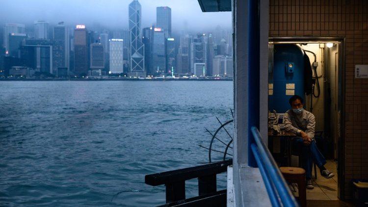 Church in Hong Kong responds to coronavirus epidemic - Vatican News