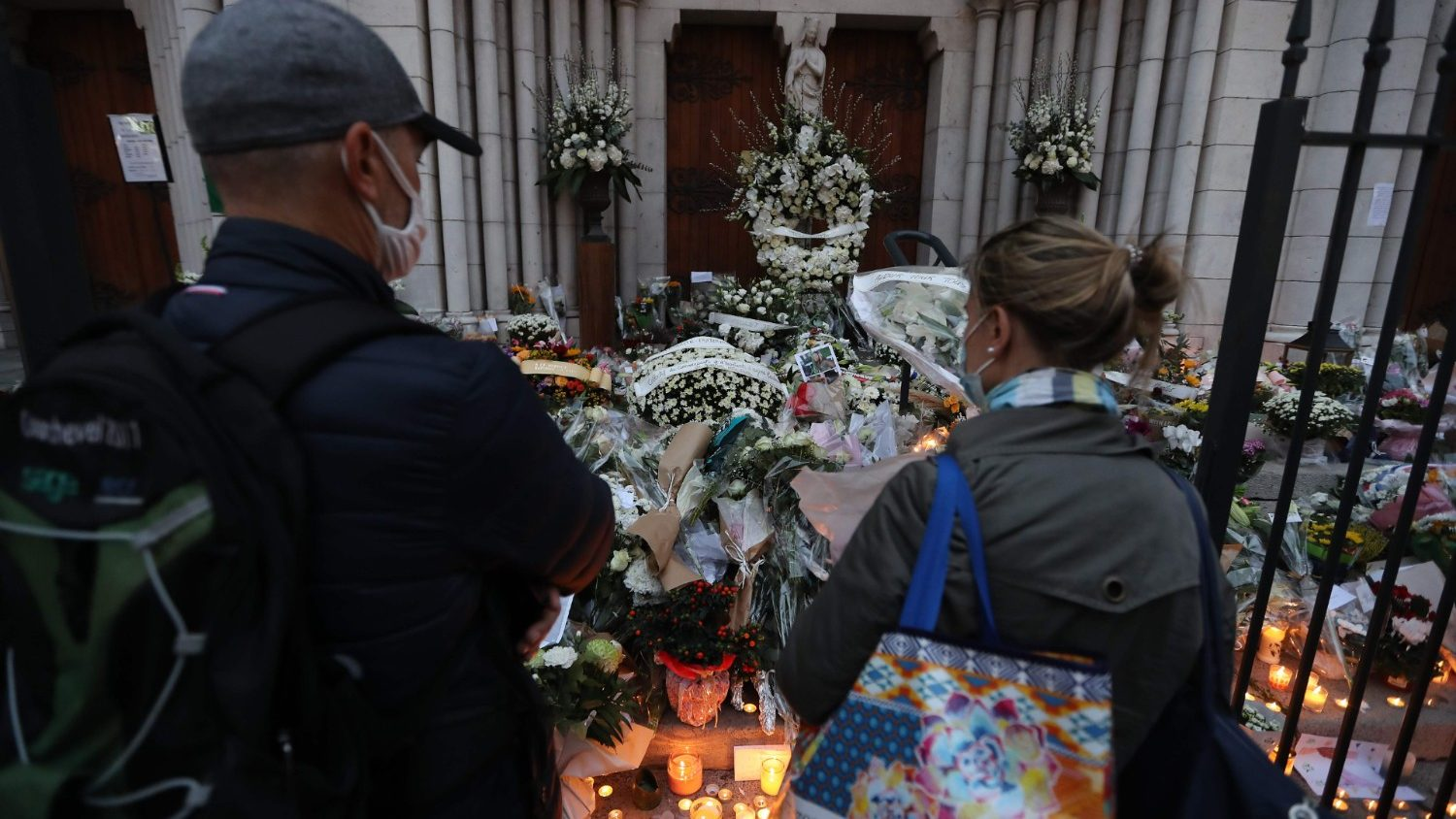 Nice: All Saints' Day Mass for the victims of the attack in the Basilica - Vatican News