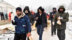Migranten in Lipa