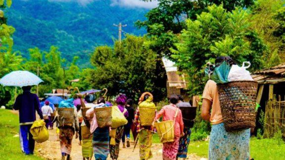CORRECTION-MYANMAR-POLITICS-MILITARY