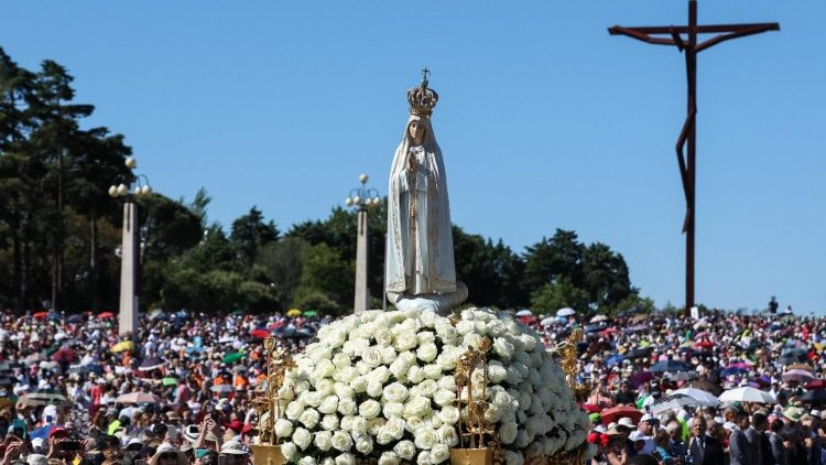 epaselect PORTUGAL RELIGION FATIMA PILGRIMAGE