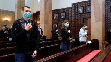 Thánh lễ trong đại dịch
