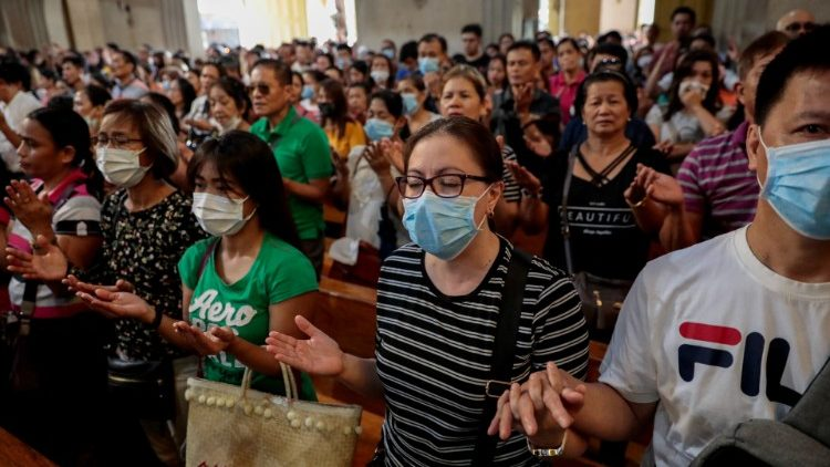 Coronavirus: Philippine bishop calls for solidarity and prayer ...