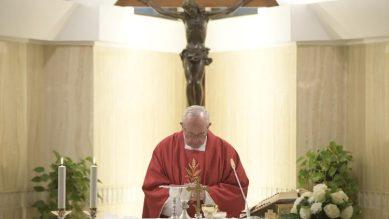 Thánh lễ tại nhà nguyện thánh Marta 20.09.2018