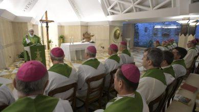 2018.11.08 Messa Santa Marta