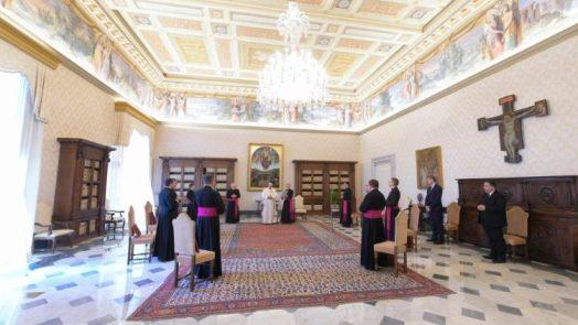 教皇フランシスコによる一般謁見 2020年5月6日