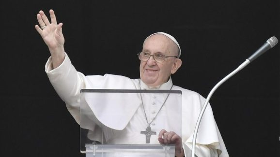 教皇フランシスコ 2021年7月25日(日)のお告げのお祈りで