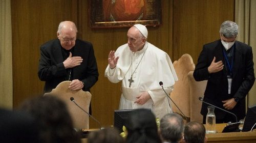 Pope Francis meets with the faithful of the Diocese of Rome