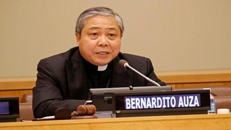 مداخلة الكرسي الرسولي في مؤتمر وكالة الأمم المتحدة لإغاثة