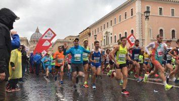2018.11.01 Corsa dei Santi 2018 - sport - atletica - Athletica Vaticana