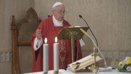 Thánh lễ tại nhà nguyện thánh Marta 110619