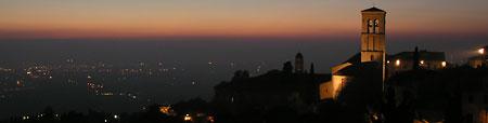 Assisi: San Pietro
