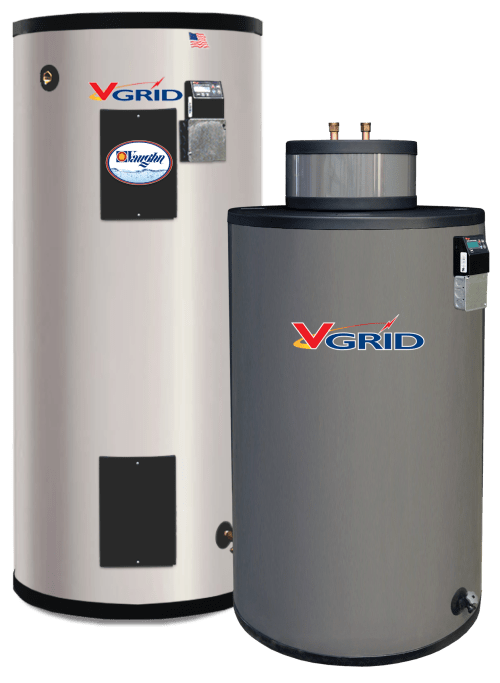 small resolution of minimal stanby heat loss proven components and the industry s longest lasting tank make the v grid grid enabled electric water heater the best choice for