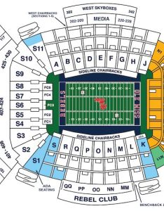 Click map also vaught hemingway stadium seating chart rh vaughthemingway
