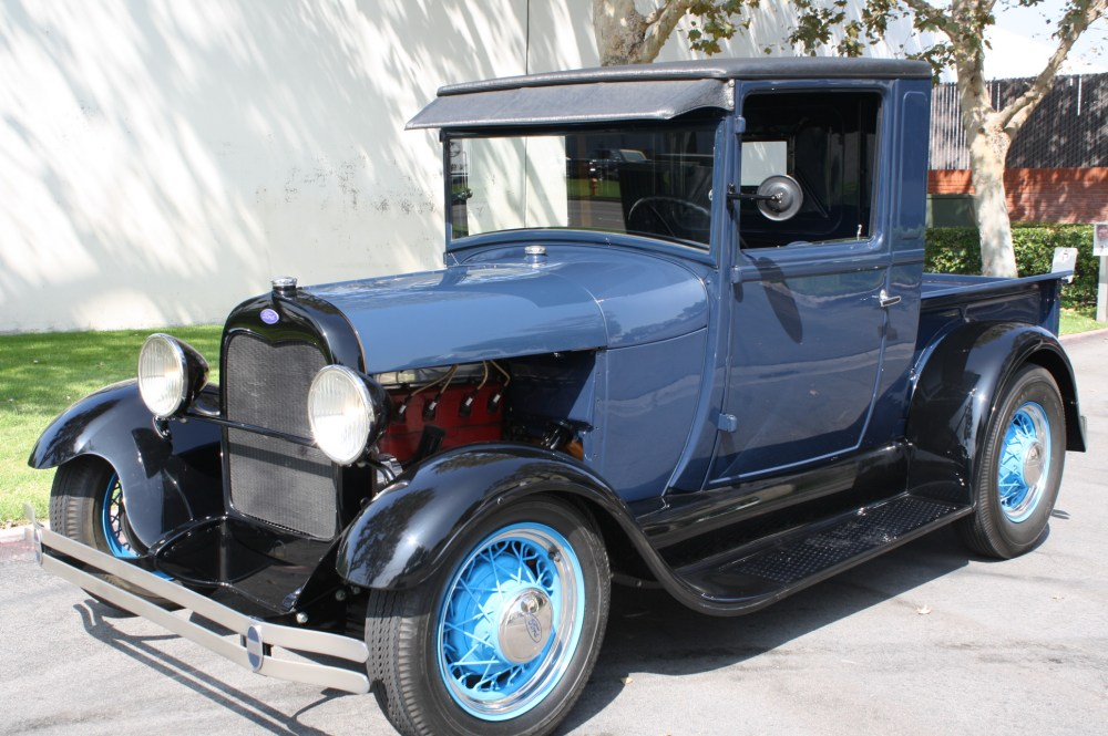 medium resolution of 1928 ford model a pickup with miller speed equipment here