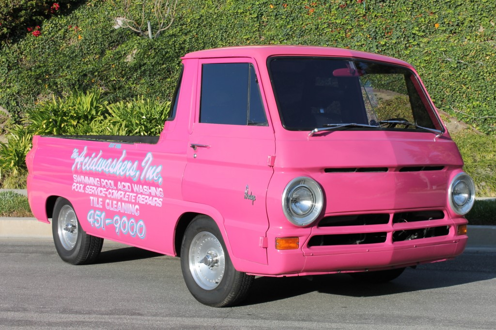 1964 Dodge A100 Pickup The Vault Classic Cars
