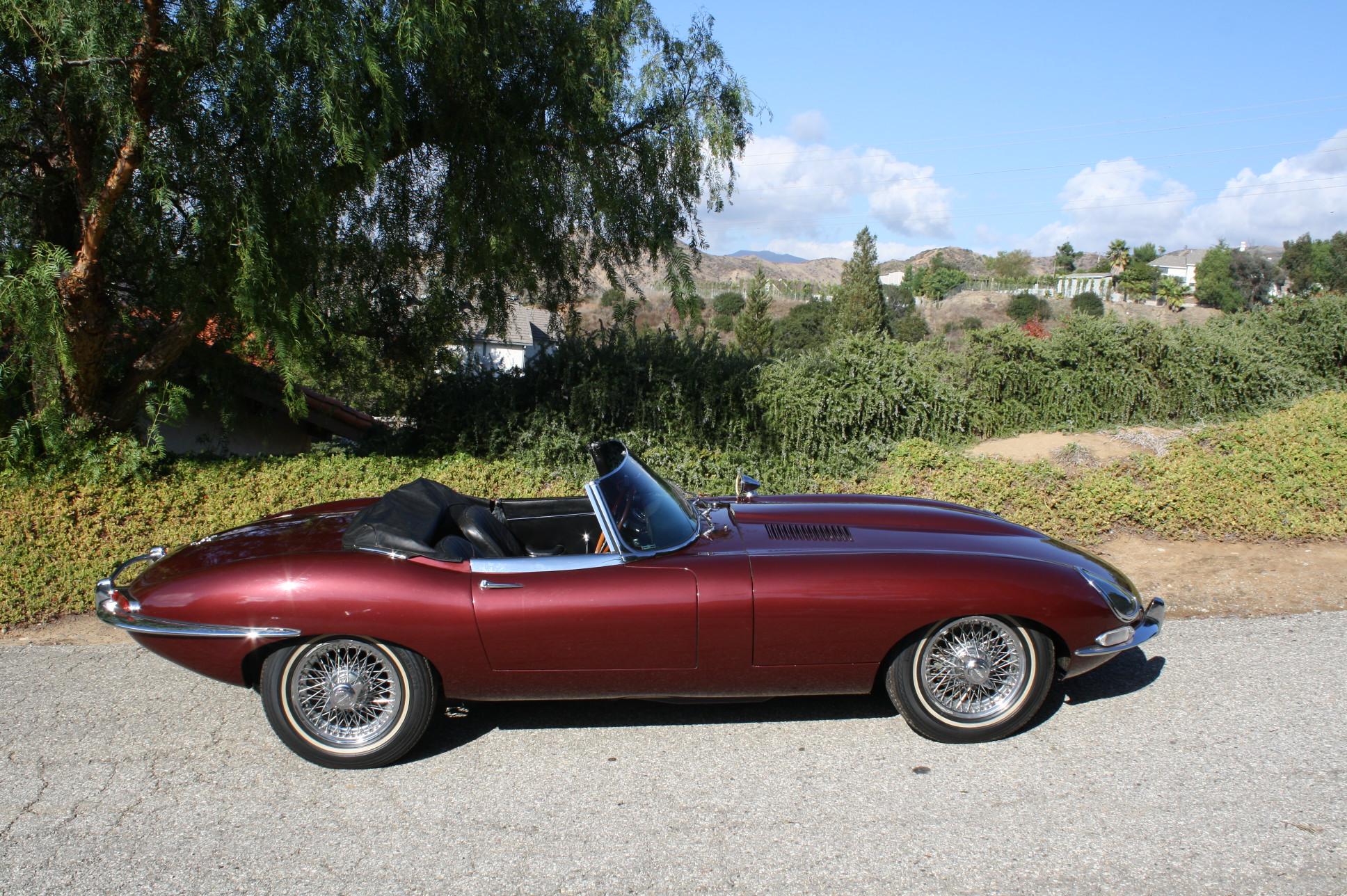 hight resolution of 1967 jaguar xke roadster