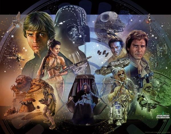 Star Wars Celebration Art