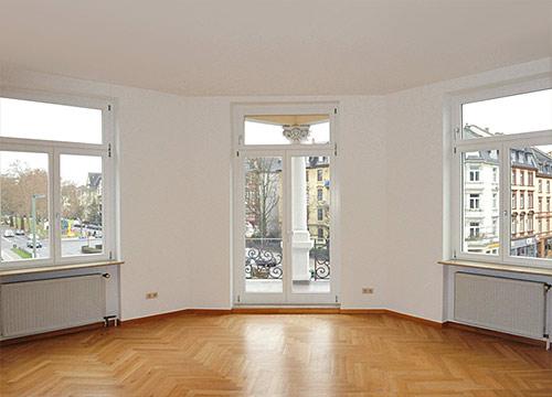 Altbauten  Sanierung Renovierung von Wohnungen