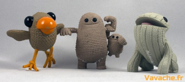 Figurines Sackboy LittleBigPlanet 3