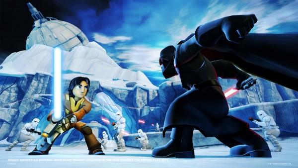 Disney Infinity 3.0 Star Wars Rebels