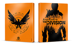Steelbook The Division