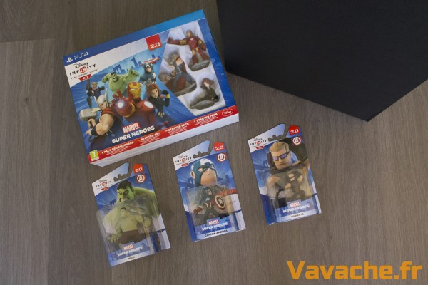Disney Infinity 2.0 Marvel Super Heroes Edition Collector