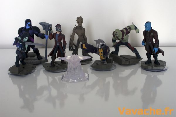 Disney Infinity Collection Gardiens de la Galaxie