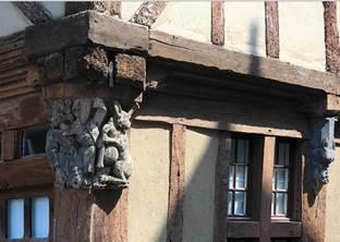 Maison de la Truie qui file