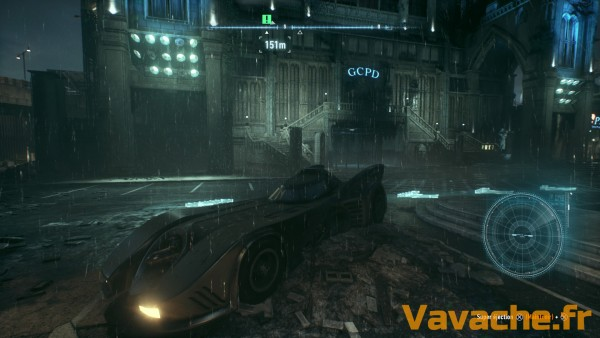 Batman Arkham Knight DLC Pack du film de 1989