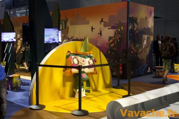 Gamescom 2015 Tearaway Unfolded