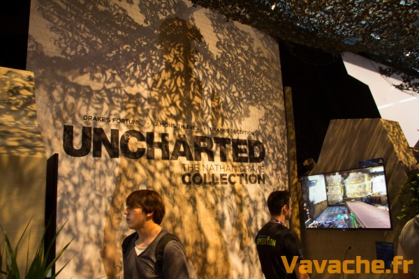 Gamescom 2015 Uncharted