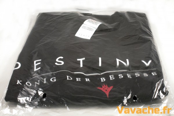 Destiny t-shirt The Taken King