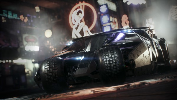 DLC Batman Arkham Knight